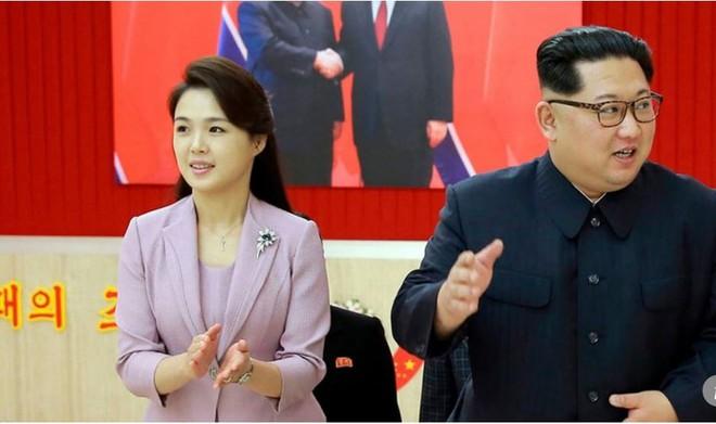 Vẻ đẹp đối lập của hai Đệ nhất phu nhân Mỹ và Triều Tiên - Ảnh 2.