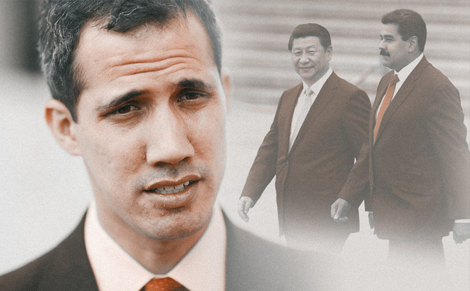 """Toan tính của Trung Quốc ở """"sân sau của Mỹ"""" sắp vỡ vụn vì khủng hoảng Venezuela"""