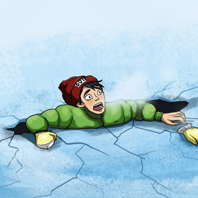 Thoát hiểm trong chân tơ kẽ tóc: Nên đọc để tự cứu mình lúc nguy khó - Ảnh 10.