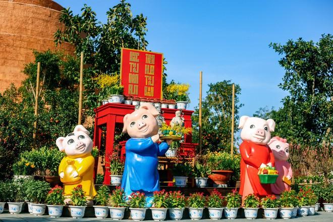 Đâu phải đi trốn, vẫn có cách để tận hưởng chuyến du lịch đầu năm sang chảnh mà vẫn đậm đà vị Tết Việt - Ảnh 5.