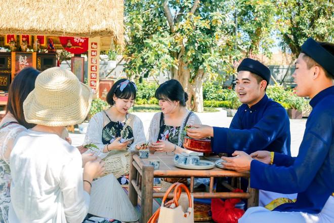 Đâu phải đi trốn, vẫn có cách để tận hưởng chuyến du lịch đầu năm sang chảnh mà vẫn đậm đà vị Tết Việt - Ảnh 10.