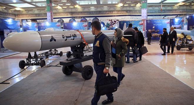 Hệ thống phòng không Israel bất lực trước tên lửa hành trình mới của Iran? - Ảnh 1.