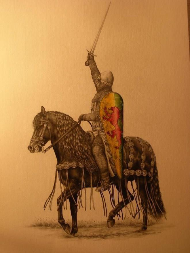 8 hiệp sĩ thay đổi lịch sử thế giới, trong đó có chiến binh vĩ đại bậc nhất Anh (P2) - Ảnh 1.