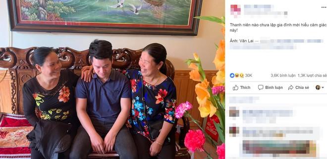 Bức ảnh hút 30 nghìn lượt like và nỗi buồn chua chát của những thanh niên chưa vợ - Ảnh 1.