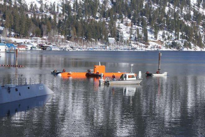 Giải mã chiếc tàu ngầm màu vàng bí ẩn của Hải quân Mỹ - Ảnh 6.