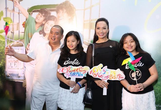 Ngôi sao Thái thu hút sự chú ý khi xuất hiện tại buổi ra mắt phim Hạnh phúc của mẹ - ảnh 7