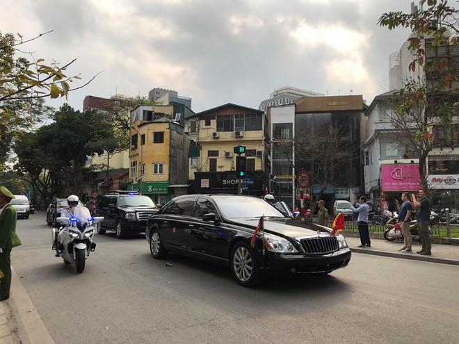 Toàn cảnh Lễ đón Chủ tịch Triều Tiên Kim Jong Un thăm chính thức Việt Nam - Ảnh 5.