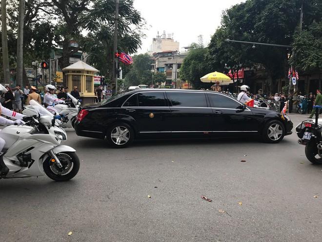 Toàn cảnh Lễ đón Chủ tịch Triều Tiên Kim Jong Un thăm chính thức Việt Nam - Ảnh 6.