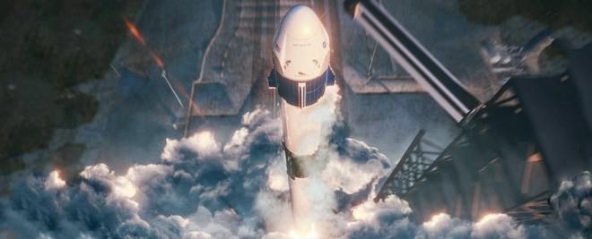 Tàu Long Đội do SpaceX ft. NASA đã hạ cánh: thê thảm nhưng an toàn, mở ra bước ngoặt lớn - Ảnh 3.