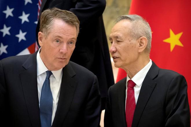 Đàm phán hết sức căng thẳng: Quan chức Mỹ-Trung phải làm việc xuyên ngày đêm, ôm bụng đói qua bữa - Ảnh 1.