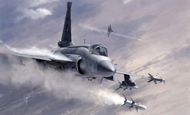 Căng thẳng Ấn Độ-Pakistan: Nỗi kinh hoàng ở Kashmir - MiG Nga chiến đấu với MiG Trung Quốc - Ảnh 1.