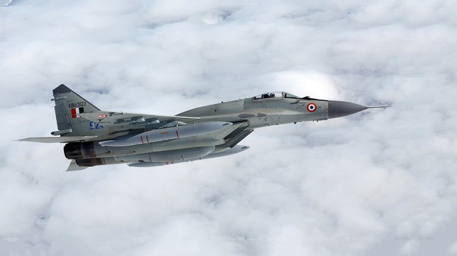 Căng thẳng Ấn Độ-Pakistan: Nỗi kinh hoàng ở Kashmir - MiG Nga chiến đấu với MiG Trung Quốc - Ảnh 3.