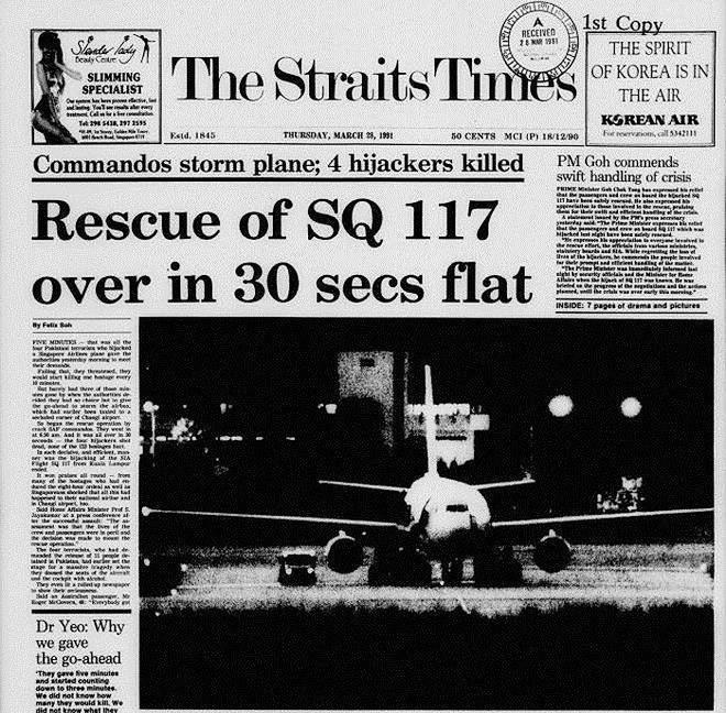 Số phận kỳ lạ của một cựu sĩ quan đặc nhiệm tham gia phá vụ không tặc tại Singapore năm 1991 - Ảnh 2.