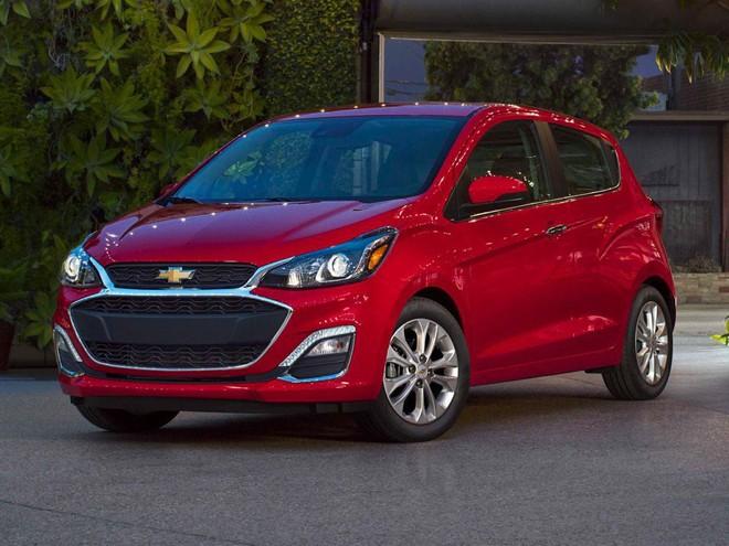 Top 5 mẫu ô tô ăn ít xăng nhất hiện nay - ảnh 1