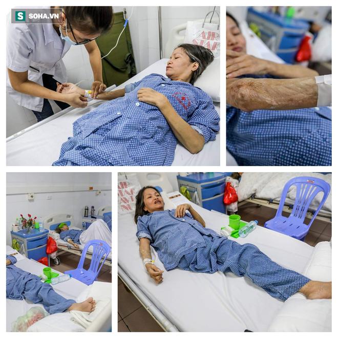 Hà Nội: Đau lòng nữ vận động viên khuyết tật vật lộn với bệnh ung thư, mong chờ phép màu - ảnh 2