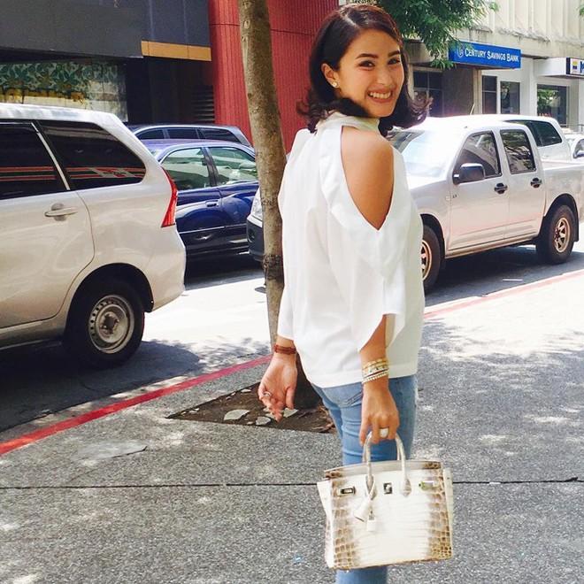 Bạn thân Hà Tăng: Là vợ chính trị gia, giàu bậc nhất Philippines, sống sang chảnh như bà hoàng - Ảnh 7.