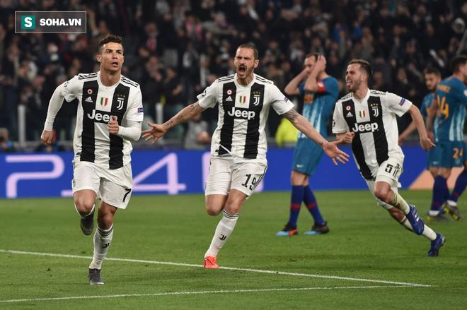 Với Juventus, Ronaldo đâu chỉ thêm lần nữa làm cả thế giới phải kinh ngạc - Ảnh 1.