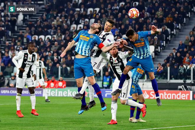 Với Juventus, Ronaldo đâu chỉ thêm lần nữa làm cả thế giới phải kinh ngạc - Ảnh 4.