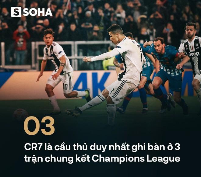 Ở đấu trường danh giá nhất châu Âu, Ronaldo làm gỏi Messi không thương tiếc - Ảnh 6.