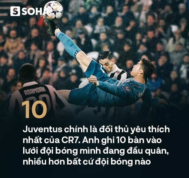 Ở đấu trường danh giá nhất châu Âu, Ronaldo làm gỏi Messi không thương tiếc - Ảnh 8.