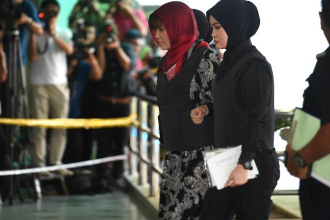 Công tố viên từ chối đề nghị thả tự do cho Đoàn Thị Hương, phiên xét xử tiếp theo vào ngày 1/4 - Ảnh 3.