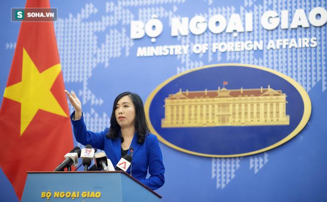 Việt Nam trả lời thông tin Mỹ cung cấp 30 triệu USD viện trợ quân sự để cảm ơn Việt Nam tổ chức hội nghị thượng đỉnh