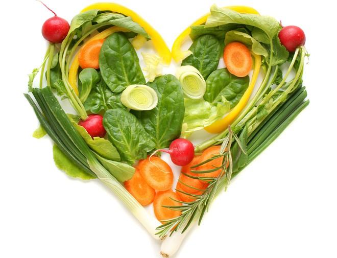 Khi nào nên chuyển sang chế độ ăn chay? - Ảnh 1.