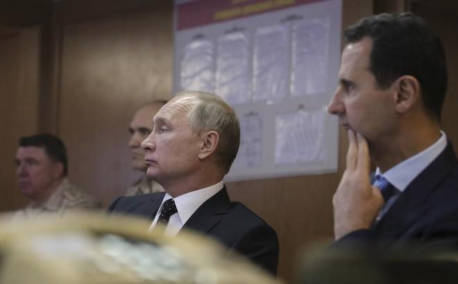 """Nắm tay nhau đi qua Syria, đã đến lúc Nga-Iran bước ra """"thâu tóm"""" đấu trường Trung Đông?"""