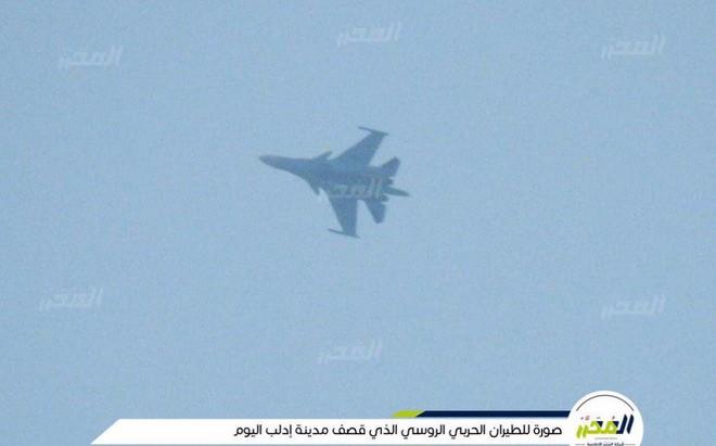 Thổ bật đèn xanh: Su-30SM, Su-34 Nga đồng loạt xuất kích ở Syria trút bão lửa sấm sét - Ảnh 1.