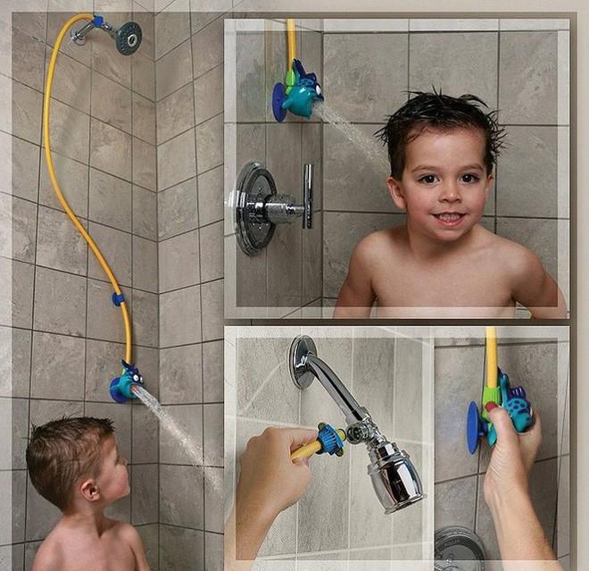 20 phát minh tuyệt vời có thể giúp giải quyết toàn bộ các vấn đề trong phòng tắm của bạn - Ảnh 19.