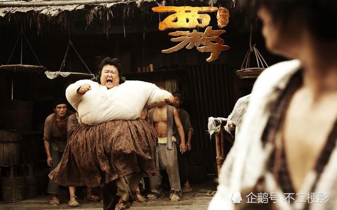 Sao nữ béo nhất Trung Quốc: Được Châu Tinh Trì lăng xê, lấy chồng đẹp trai - Ảnh 4.