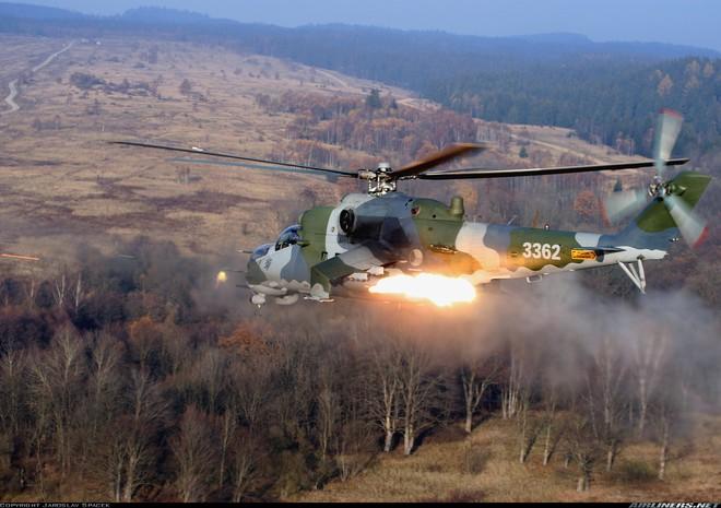 Tiết lộ động trời: Nga muốn khai tử xe tăng bay Mi-35M, nhưng Syria đã cứu chúng - Ảnh 2.