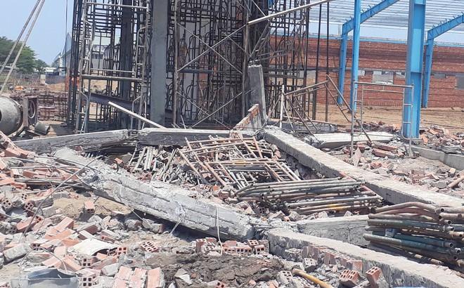 Danh tính 5 người chết, 3 người bị thương trong vụ sập công trình ở Vĩnh Long