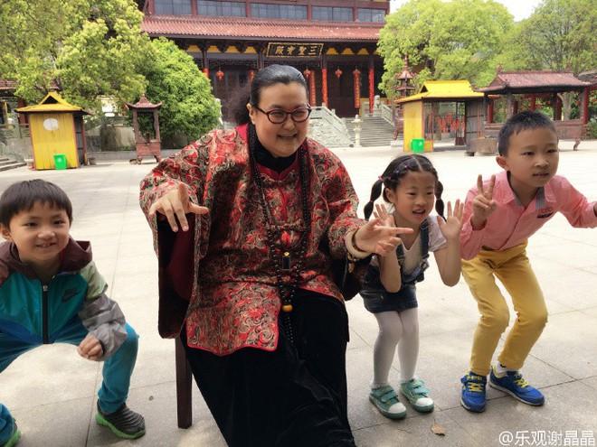 Sao nữ béo nhất Trung Quốc: Được Châu Tinh Trì lăng xê, lấy chồng đẹp trai - Ảnh 7.