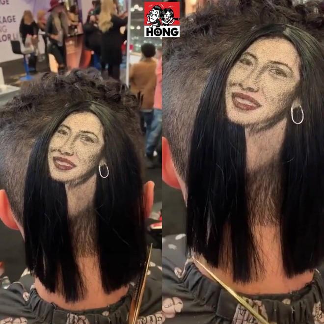 Kiểu tóc nam 'kinh dị' nhất năm, công dụng của nó còn gây bất ngờ hơn - ảnh 1