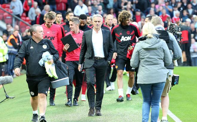 Mourinho muốn Man United đối đầu với Man City ở tứ kết Champions League