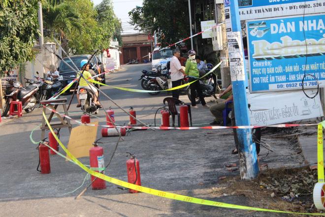 Cận cảnh hiện trường vụ hỏa hoạn khiến 3 người chết cháy ở Bà Rịa - Vũng Tàu - Ảnh 2.