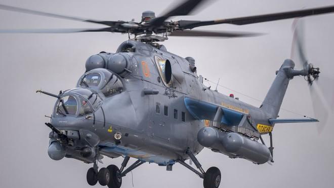 Tiết lộ động trời: Nga muốn khai tử xe tăng bay Mi-35M, nhưng Syria đã cứu chúng - Ảnh 1.