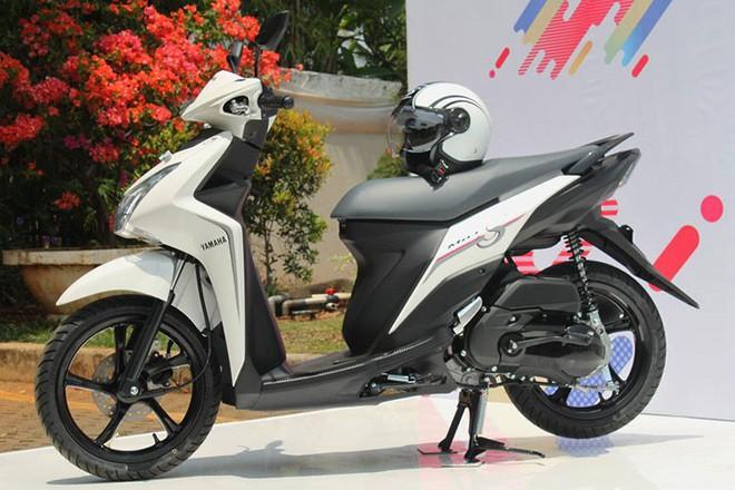 Yamaha Mio S giá 26 triệu đồng tại Indonesia khiến khách hàng Việt thổn thức - Ảnh 1.