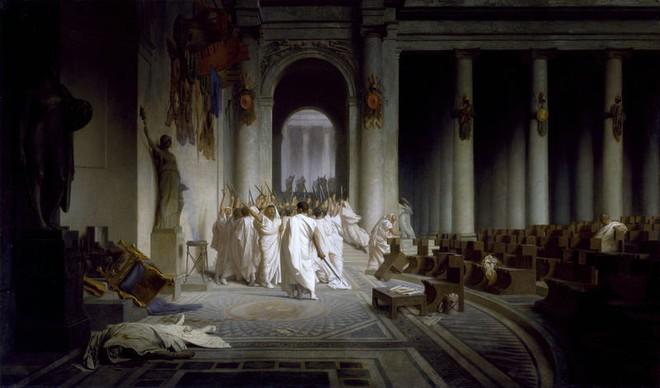 Đúng ngày này hơn 2.000 năm trước, Caesar đã chết thảm vì 23 nhát dao ám muội - ảnh 5
