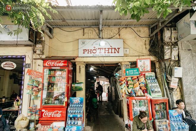 Sự trùng hợp gây hiểu nhầm ở Hà Nội suốt hàng chục năm: 2 ông cùng tên Thìn, cùng bán phở nhưng chẳng ai nhái ai - Ảnh 4.