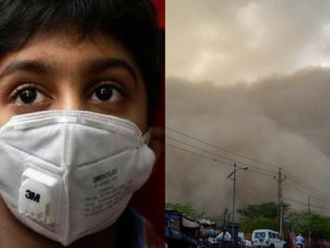Cuộc sống kinh hoàng tại thành phố ô nhiễm nhất thế giới: Bụi độc đến mức trẻ em phải ở yên trong nhà - Ảnh 11.
