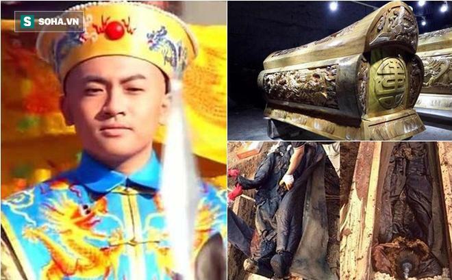Bí mật về ngôi mộ của Ngũ a ca Vĩnh Kỳ hé lộ sự thật về lời đồn chấn động thời Càn Long