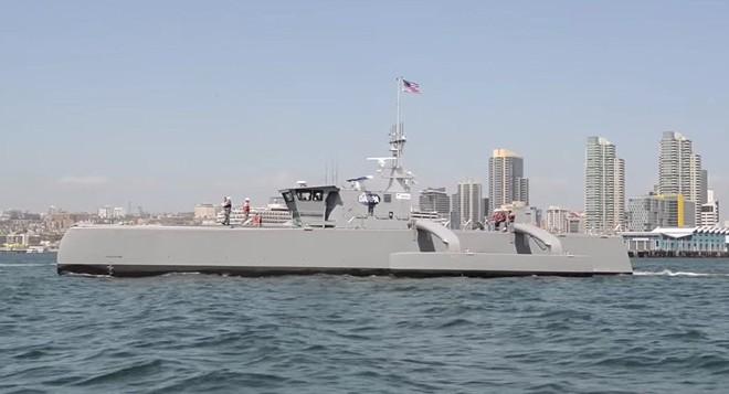 Hé lộ Hạm đội ma bảo vệ tàu sân bay: Những vệ sĩ khiến đối thủ của Mỹ toát mồ hôi hột - ảnh 1