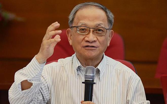 """TS Lê Đăng Doanh """"hết sức lo ngại"""" việc Tập đoà n Trung Quốc đề xuất là m cao tốc Bắc - Nam"""
