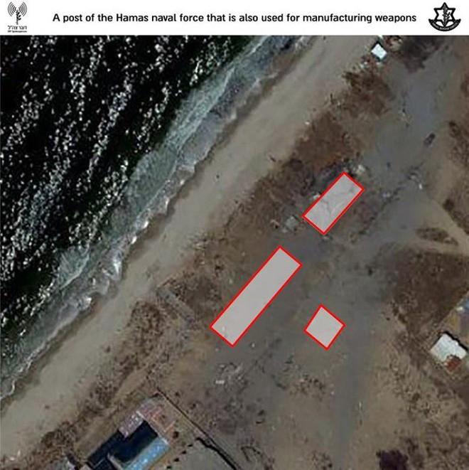 Vì 2 quả tên lửa tự chế, Israel không kích vào 100 mục tiêu trên dải Gaza - ảnh 4