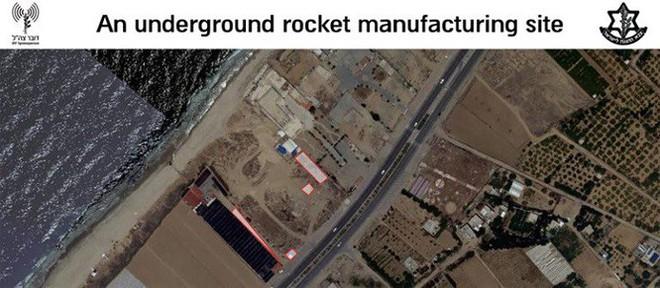 Vì 2 quả tên lửa tự chế, Israel không kích vào 100 mục tiêu trên dải Gaza - ảnh 5