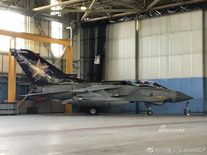 [ẢNH] Màn chia tay bầu trời siêu hoành tráng của các chiến đấu cơ Tornado - ảnh 8
