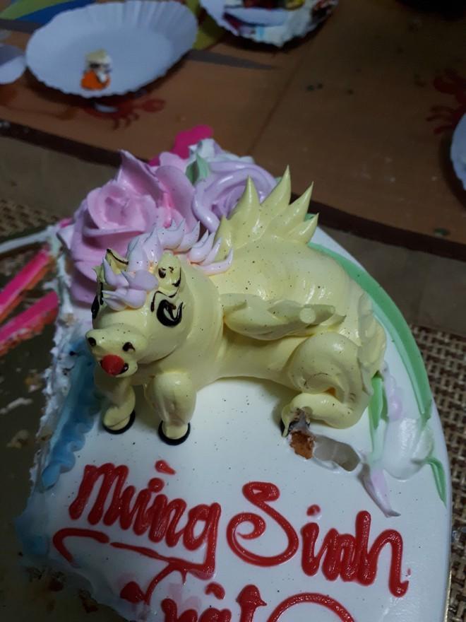 Khoe bánh sinh nhật của em trai 5 tuổi, cô gái nhận ngay kết luận 'cậu ta là... con giáp thứ 13' - ảnh 11