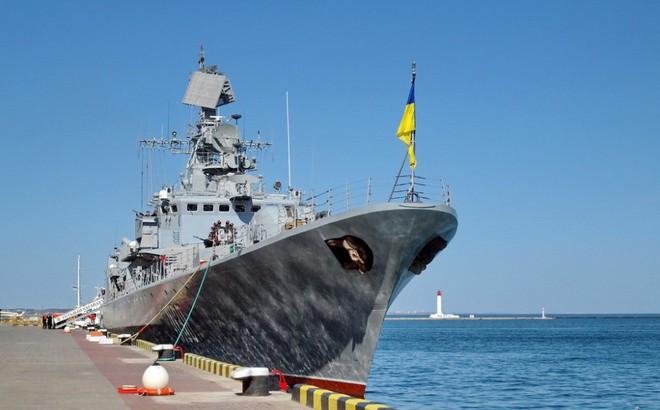 Lo ngại mối đe dọa từ Nga, Ukraine xây dựng chiến lược phát triển hải quân đầy tham vọng